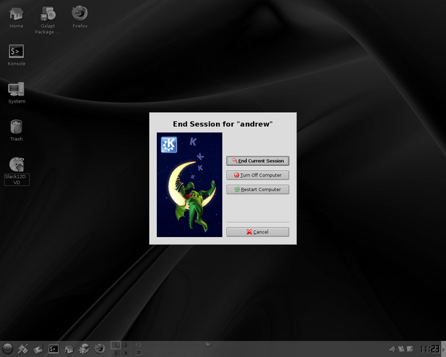 kde-goodbye